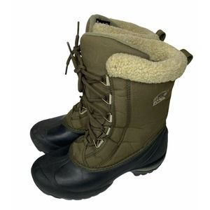 Sorel Cumberland Snow Boots Thinsulate Insulated